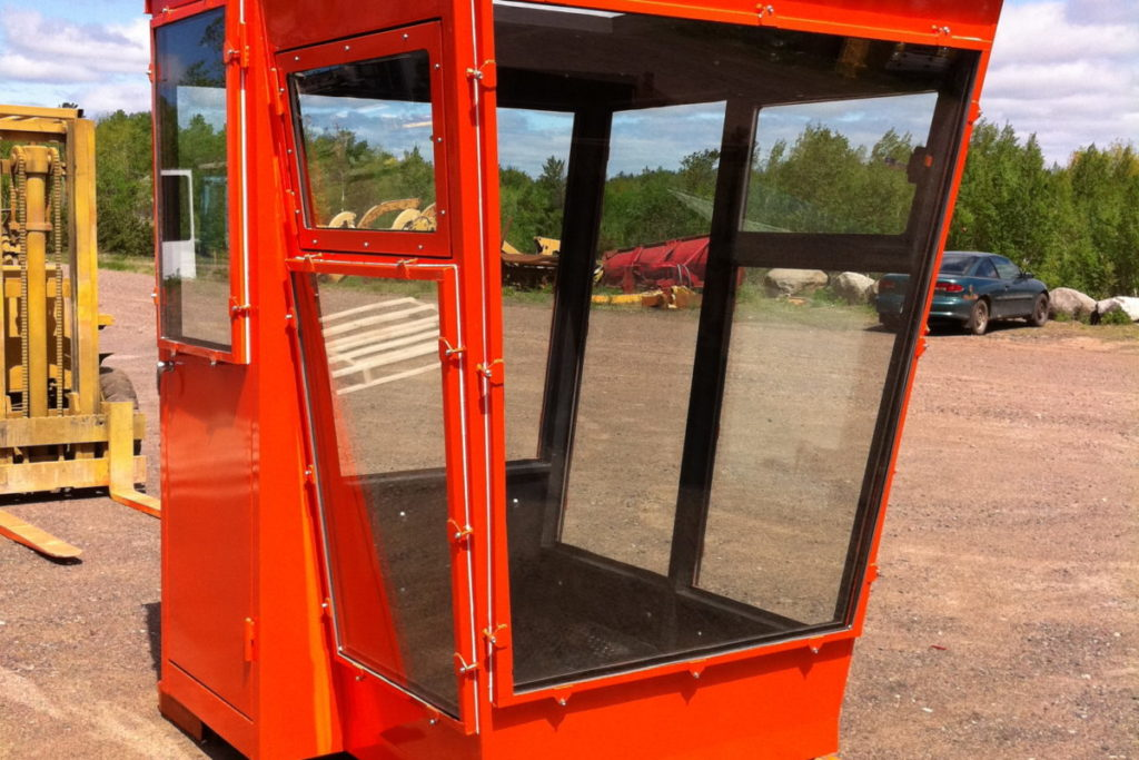 CRA-cabs-rops-attachments-cabs-Orange-crane-cab-with-large-windows-all-around