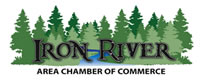 Iron River Wisconsin Chamber of Commerce Logo